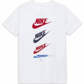 T-shirt Nike Sportswear Blanc Enfant