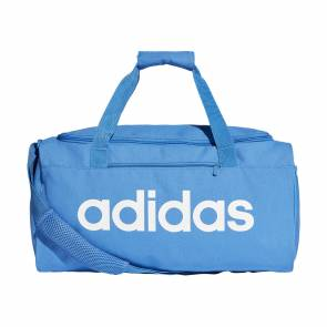 Sac De Sport Adidas Linear Core Duffel S Bleu / Blanc