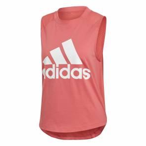 Débardeur Adidas Sport Id Rose / Blanc