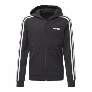 Veste Adidas Essentials 3-stripes Noir Fille