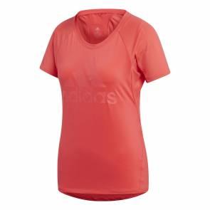 T-shirt Adidas Logo Rose Orange