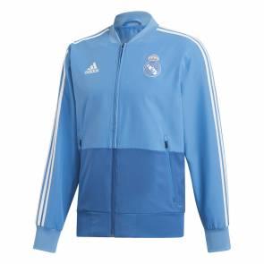 Veste Adidas Real Madrid Presentation 2018-19 Bleu
