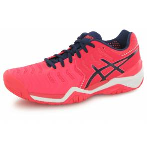 Asics Gel Resolution 7 Diva Pink