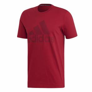 T-shirt Adidas Badge Of Sport Active Maroon