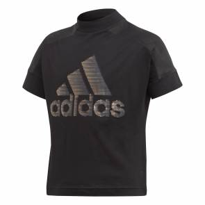 T-shirt Adidas Id Glam Noir Junior