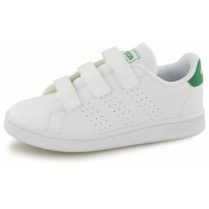 Adidas Vs Advantage Clean Blanc / Vert Junior