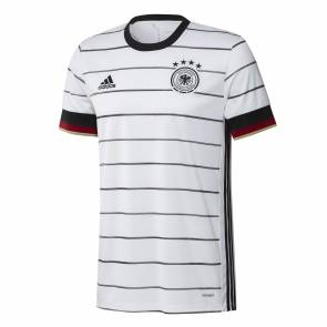 Maillot Adidas Allemagne Domicile Blanc