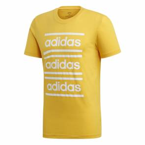 T-shirt Adidas Celebrate The 90s Jaune