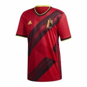 Maillot Adidas Belgique Domicile Rouge