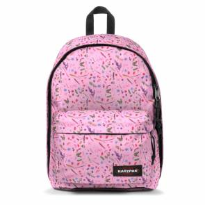 Sac à Dos Eastpak Out Of Office Herbs Pink
