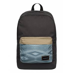 Sac à dos Quicksilver Night Track Print Dreamweaver Captains Blue