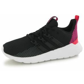 Adidas Questar Flow Noir / Rose