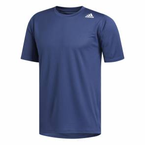 T-shirt Adidas Freelift Sport Fitted Bleu