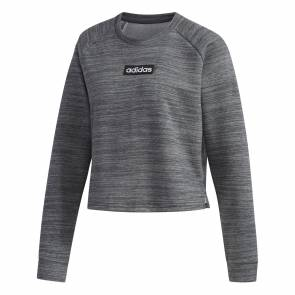 Sweat Adidas Essentials Gris Femme