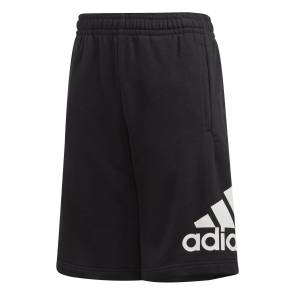 Short Adidas Badge Of Sport Noir Enfant