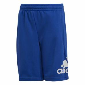 Short Adidas Badge Of Sport Bleu Enfant