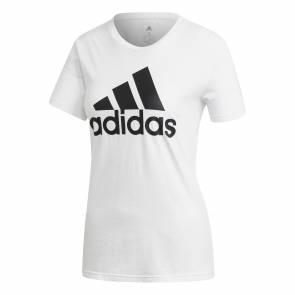 T-shirt Adidas Badge Of Sport Noir Femme