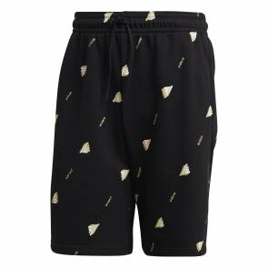 Short Adidas Graphic Noir