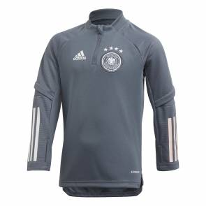 Training Top Adidas Allemagne Gris Junior