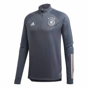Training Top Adidas Allemagne Gris