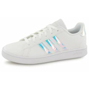 Adidas Grand Court Blanc Junior