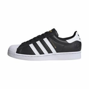 Adidas Superstar Vegan Noir / Blanc