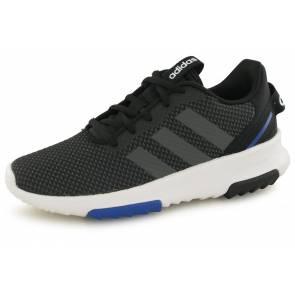 Adidas Cloudfoam Racer Tr Noir Enfant