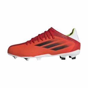 Adidas X Speedflow.3 Fg Rouge Enfant