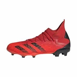 Adidas Predator Freak.3 Fg Rouge / Noir