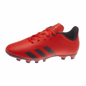 Adidas Predator Freak.4 Fxg Rouge / Noir Enfant
