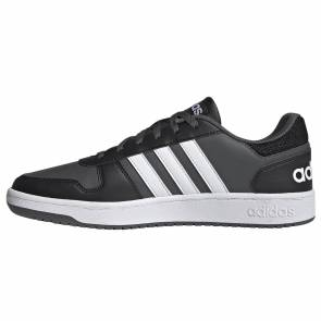 Adidas Hoops 2.0 Noir / Blanc
