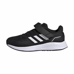 Adidas Runfalcon 2.0 Noir / Blanc Enfant
