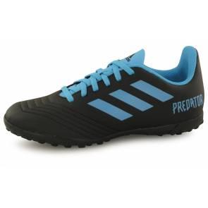 Adidas Predator 19.4 Tf Noir / Bleu Junior