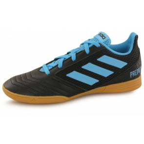 Adidas Predator 19.4 In Noir / Bleu Junior