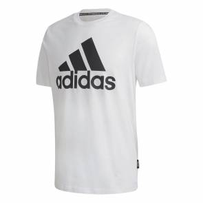 T-shirt Adidas Badge Of Sport Blanc