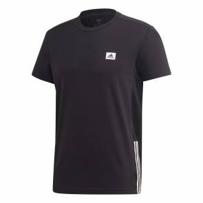 T-shirt Adidas Designed To Move Motion Noir