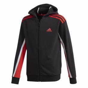Veste Adidas Bold Noir / Rouge Enfant