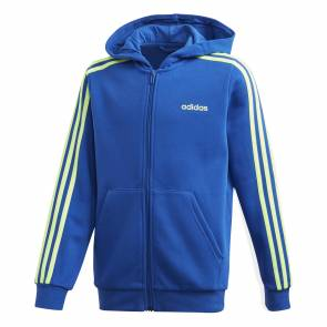 Veste Adidas Essentials 3-stripes Bleu Enfant