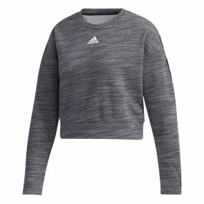 Sweat Adidas Essentials Tape Gris Femme
