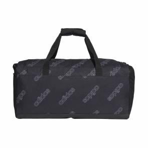 Sac De Sport Adidas Linear Duffle M Noir
