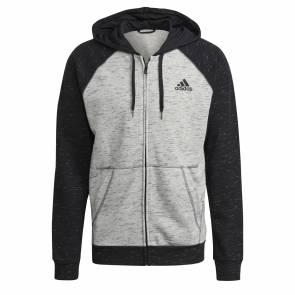 Veste Adidas Essentials Melange Gris / Noir