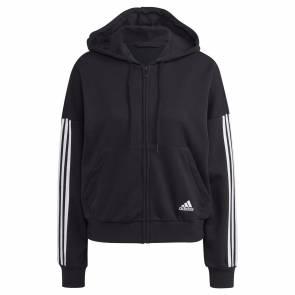 Veste Adidas 3-stripes Noir Femme