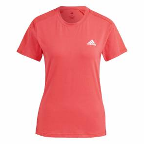 T-shirt Adidas Designed To Move Aeroready Rose Femme