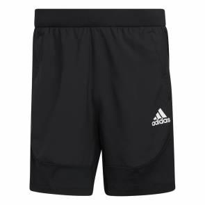 Short Adidas Aeroready 3-stripes Noir