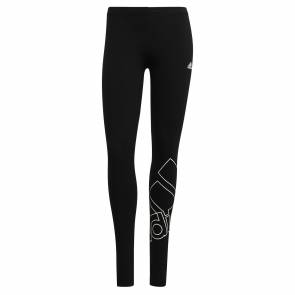 Collants Adidas Essentials Logo Noir Femme