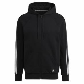 Veste Adidas Sportswear 3-stripes Noir