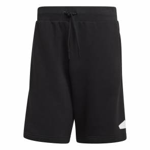 Short Adidas Sportswear Badge Of Sport Noir