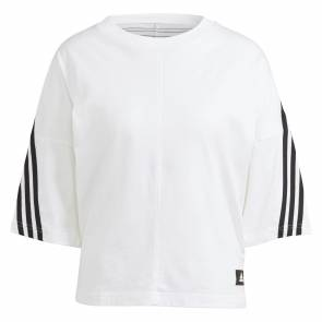 T-shirt Adidas Sportswear Future Icons 3-stripes Blanc Femme