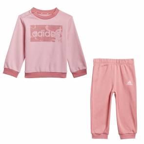 Survêtement Adidas Essentials Rose Bebe