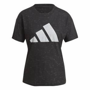 T-shirt Adidas Sportswear Winners 2.0 Noir Femme